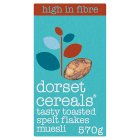 Dorset Cereals tasty toasted spelt fruit and nut - 690g