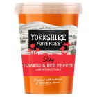 Yorkshire Provender tomato & red pepper soup - 600g Brand Price Match - Checked Tesco.com 02/05/2016