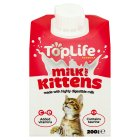 TopLife formula milk for kittens - 200ml Brand Price Match - Checked Tesco.com 17/12/2014