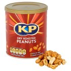 KP peanuts dry roasted - 450g