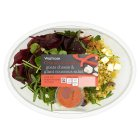 Waitrose goats cheese & giant couscous salad - 150g