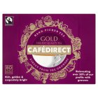 Café Direct 80 gold tea bags - 250g
