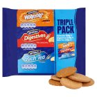 McVitie's hobnobs, digestives & rich tea biscuits - 750g Brand Price Match - Checked Tesco.com 24/11/2014