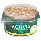 Activia breakfast pot low fat vanilla