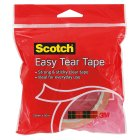 Scotch Easy Tear Tape 25mm -
