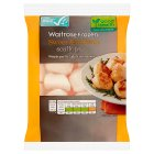 Waitrose frozen scallops - 200g