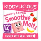 Kiddylicious Melts Strawberry & Banana - 6g