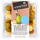 Unearthed Olives with Manchego & Chipotle - 180g