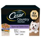 Cesar country kitchen favourites - 8x150g
