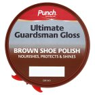 Punch brown shoe polish - 40ml