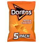 Doritos Tangy Cheese Tortilla Chips - 6x30g
