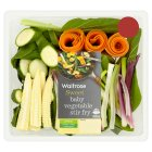 Waitrose Baby Vegetable Stir Fry - 200g