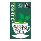 Clipper 20 Pure Green Teabags - 40g