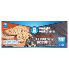 Weight Watchers Oat Digestive Biscuits - 114g