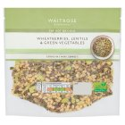 Waitrose Wheatberries Lentils & Green Vegetables - 300g