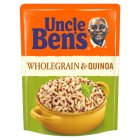 Uncle Ben's rice & grains wholegrain & quinoa - 220g
