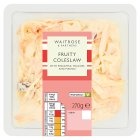 Waitrose fruity coleslaw - 270g