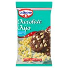 Dr. Oetker white chocolate chips - 100g Brand Price Match - Checked Tesco.com 27/08/2014