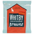 Whitby Seafoods hot'n'spicy prawns - 215g Introductory Offer