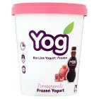 Yog POM pomegranate frozen yogurt - 500ml