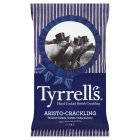 Tyrrells traditional pork crackling - 50g