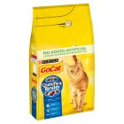 Go-Cat Crunchy & Tender Salmon & Tuna - 1.5kg