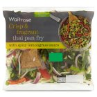 Waitrose Thai pan fry with lemongrass sauce - 300g