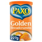 Paxo golden breadcrumbs - 227g Brand Price Match - Checked Tesco.com 04/12/2013