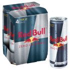 Red Bull zero calories energy drink - 4x250ml Brand Price Match - Checked Tesco.com 27/07/2015