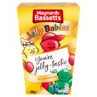 Maynards Bassetts Jelly Babies sweets carton - 400g