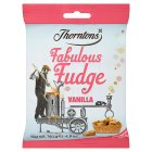 Thorntons fabulous fudge vanilla - 140g