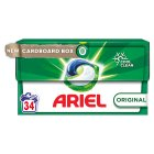 Ariel 3 in 1 pods bio liquid tabs 38 washes - 1094.4g