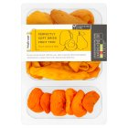 Waitrose 1 perfectly soft dried fruit trio - 210g