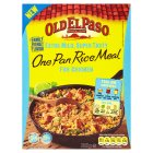 Old El Paso one pan meal extra mild - 355g Brand Price Match - Checked Tesco.com 04/12/2013