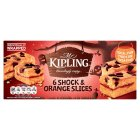Mr Kipling shock & orange slices