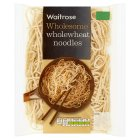 Waitrose Wholewheat Noodles - 275g