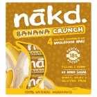 Nakd banana crunch - 4x30g Brand Price Match - Checked Tesco.com 29/09/2014