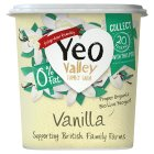 Yeo Valley 0% Fat Vanilla - 900g