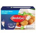 Birds Eye 26 crispy fish bites - 350g