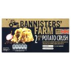 Bannisters' Farm 2 Pots of Potato Crush - 360g