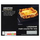 Heston from Waitrose Lasagne