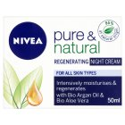 Nivea visage regenerating night - 50ml