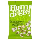 Humdinger lightly salted wasabi peas - 150g