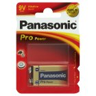 Panasonic pro power alkaline 9V - each