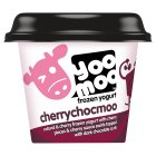 Yoo Moo frozen yogurt cherrychocmoo - 170ml