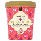 Booja-Booja Raspberry Ripple Ice Cream - 500ml Introductory Offer