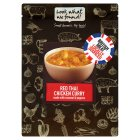 Look what we found! chicken Thai red curry - 250g
