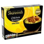 Sharwood's chicken korma with rice - 375g