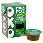 Oxo 4 Stock Pot Garden Vegetables - 80g