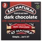 Eat Natural bars with cranberries and macadamias - 3x45g Brand Price Match - Checked Tesco.com 08/02/2016
